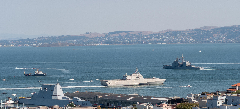 2019 SF Fleet Week Highlights