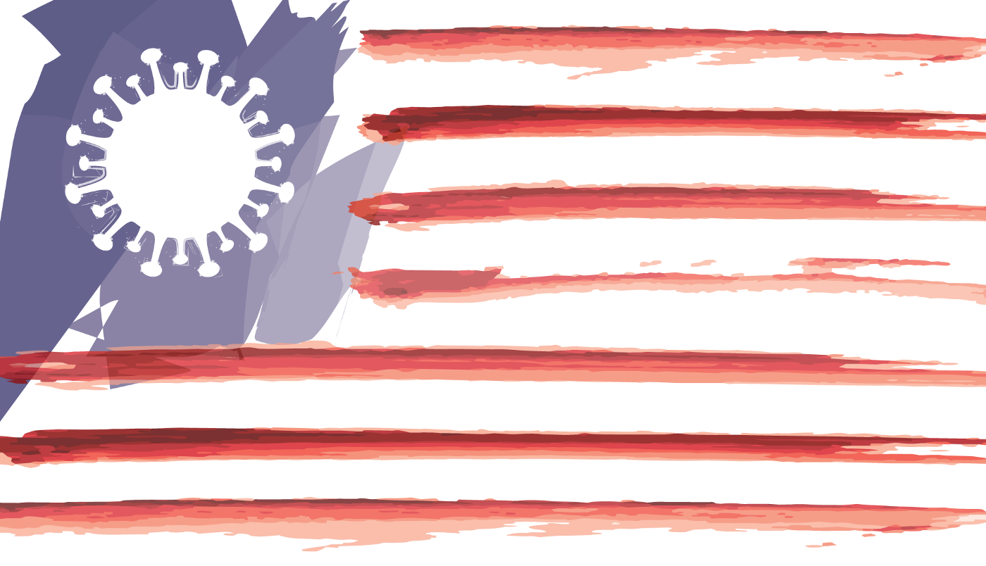 Flag of the Plague States of America