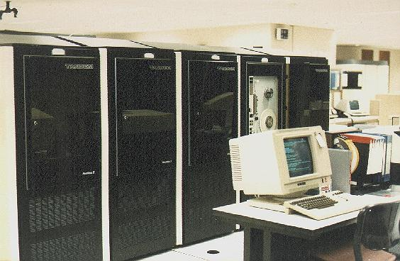 Tandem Workstation